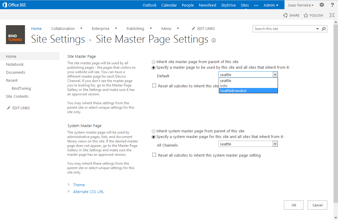 Customize SharePoint 2013 and Office 365 suite bar ...