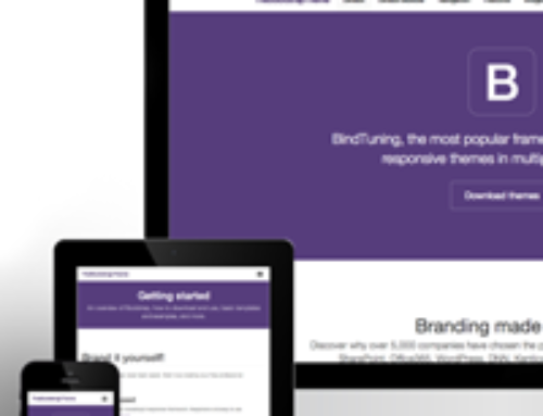 5 stars Review on the Bootstrap Theme for WordPress