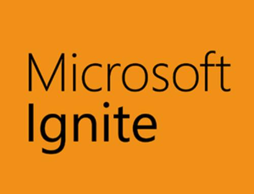 Next Stop: Microsoft Ignite 2015