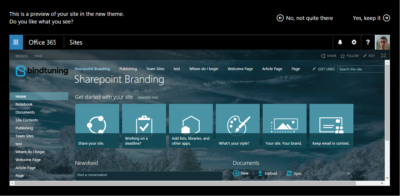 Beginners Guide to SharePoint Branding
