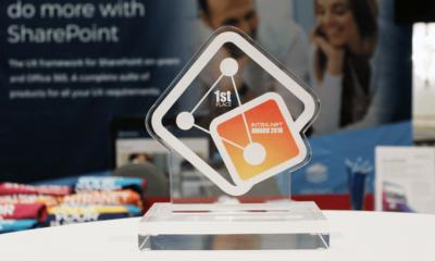 Intra.NET Reloaded award 2018