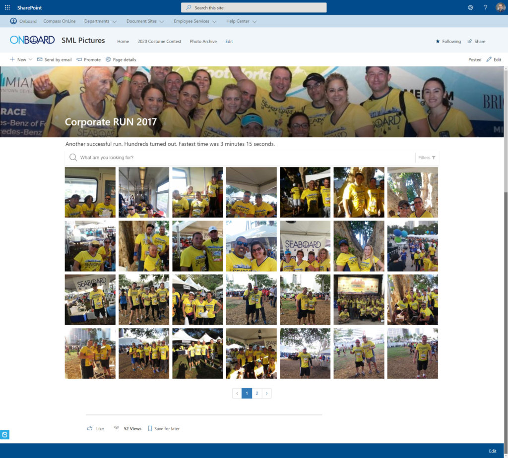 BindTuning Image Gallery web part on a classic SharePoint site